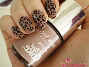 Как сделать леопардовый маникюр пошагово фото 332