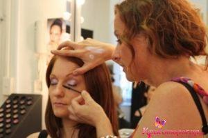 мастер класс макияж глаза свадебный вечерний видео дневной