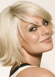 Каприз стрижка на средние волосы